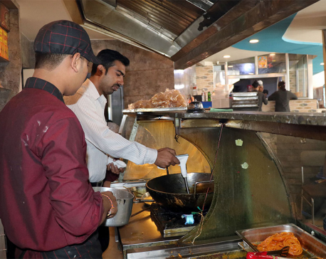 Sangam Sweets found using inedible chemicals