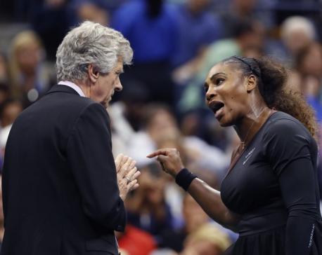Serena Williams' treatment resonates among black women