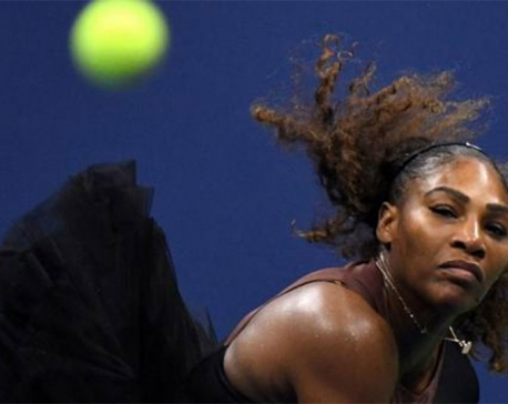 Serena crushes Venus in flat family U.S. Open showdown