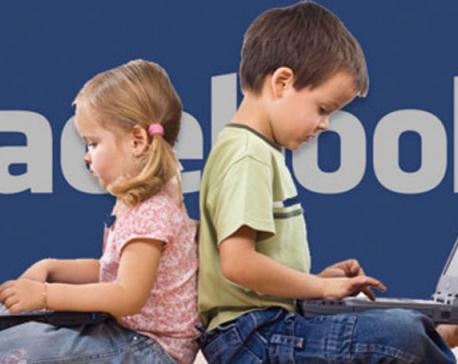 Save children from social media