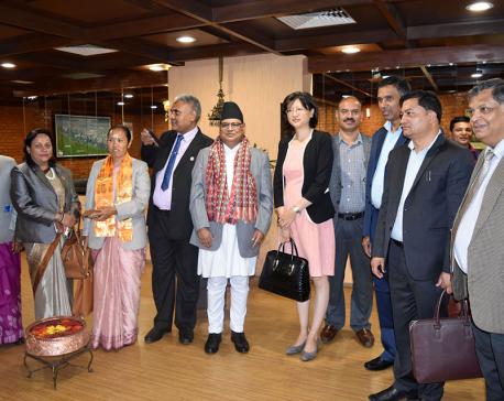 Speaker Mahara leaves for Lhasa