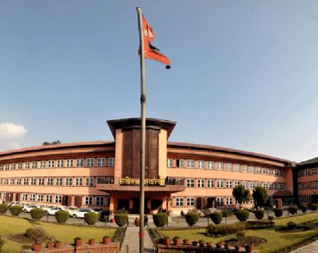 Prez Bhandari's oath by Parajuli legal, says SC