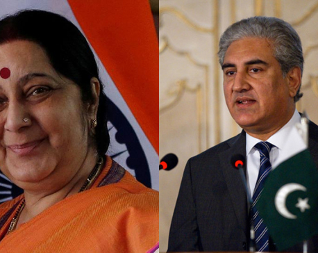 Indo-Pak foreign ministers to meet on sidelines of UNGA