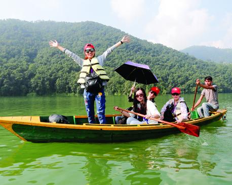 Nepal's tourism moment