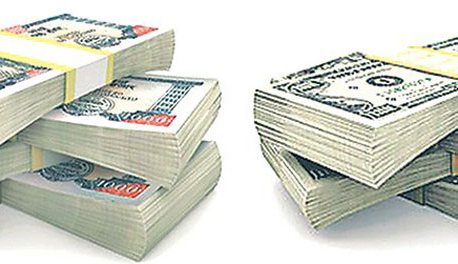 Rupee falls to new low against dollar