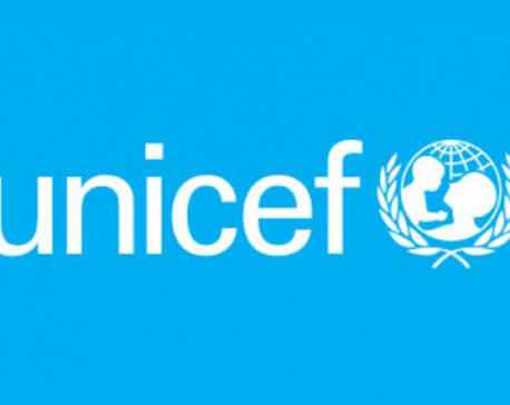 UNICEF Germany patron takes stock of status of Nepali children