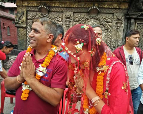 A marriage that cost just Rs 300! (with photos and video)