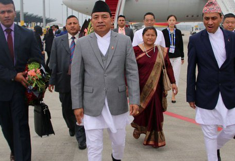 Nepal committed to One China Policy: VP Pun