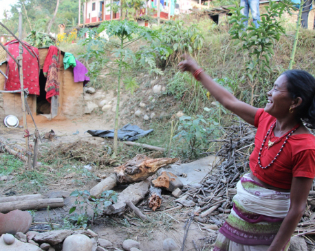 Menstruation sheds make a comeback in Dailekh
