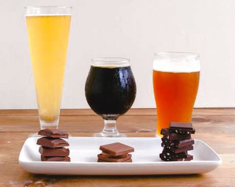 Chocolate, red wine and beer can help you live longer, study claims