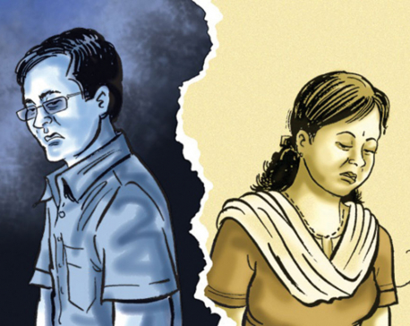 Dramatic surge in number of men seeking divorce in Rupandehi