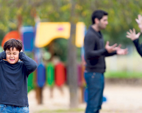 Psychological Impacts of Parental Fights on Children