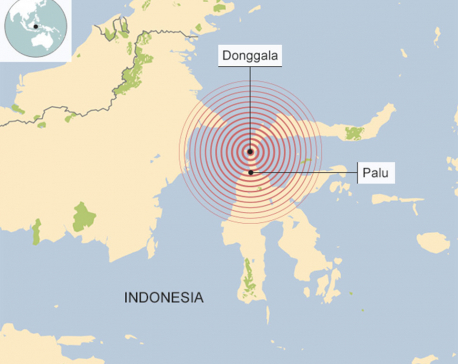 UPDATE: Indonesia earthquake: Hundreds dead in Palu quake and tsunami