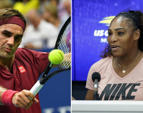 'They have to do their job' - Federer has say on Serena US Open umpire 'sexism' row