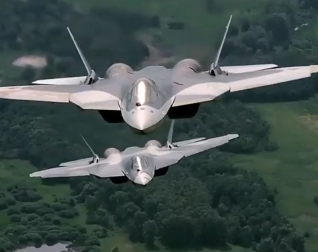 U.S. sanctions China for buying Russian fighter jets, missiles