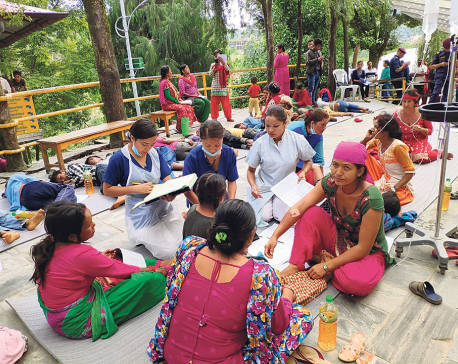 Around 300 suffer food poisoning during Teej party