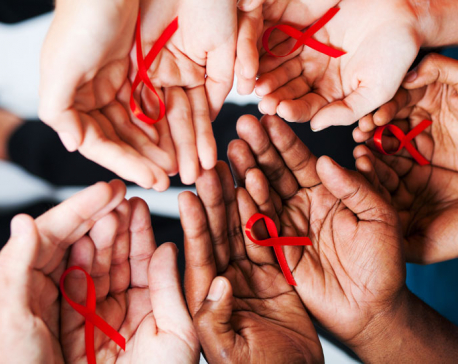 Combating HIV AIDS