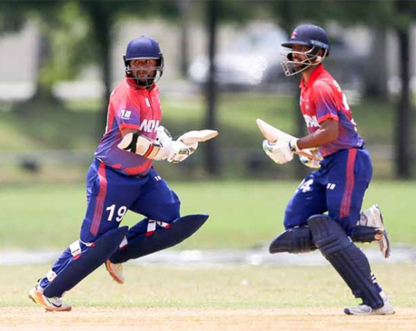 Nepal suffers 3-wicket defeat against Hong Kong in Asia Cup Qualifiers