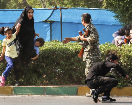 Iran summons Western diplomats over parade attack killing 25