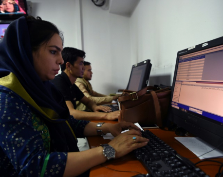 Afghan journalists dying in record numbers to report the war