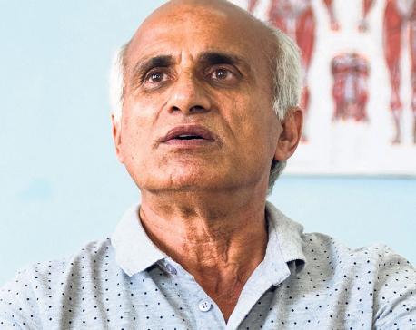 Dr KC demands resignation of education minister