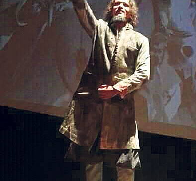 """""""Maaujung Babusaaheb ko Coat"""" stages final show"""
