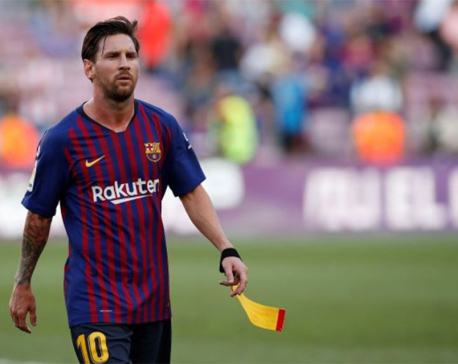 "Messi and co ""angry"" after Barca slip up again"