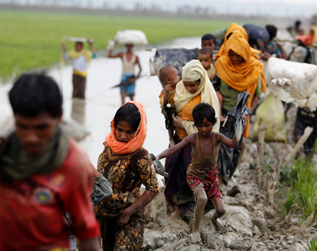 UN report calls for genocide charges against Myanmar's military leaders
