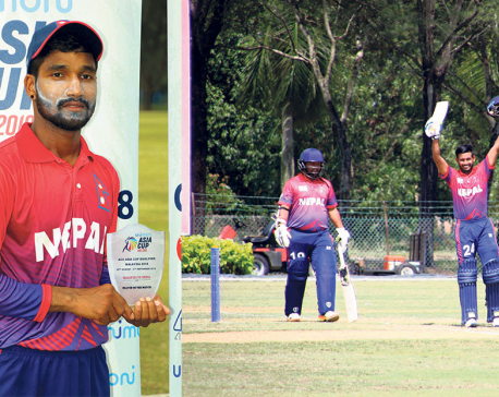 Nepal keeps qualification hopes alive with win over Malaysia