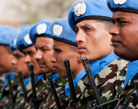 Nepali peacekeeper injured in South Sudan