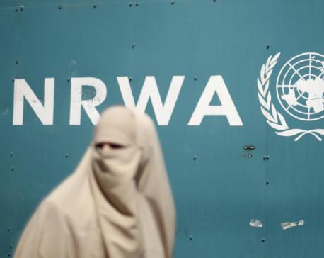U.S. halts funding to U.N. agency helping Palestinian refugees