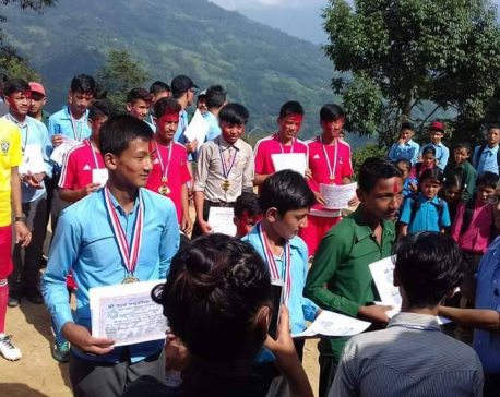 Khotang  community school delivers top results