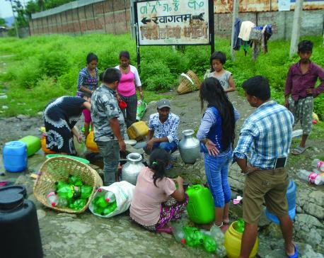 People drinking 'undrinkable' water in eastern Nepal: Study