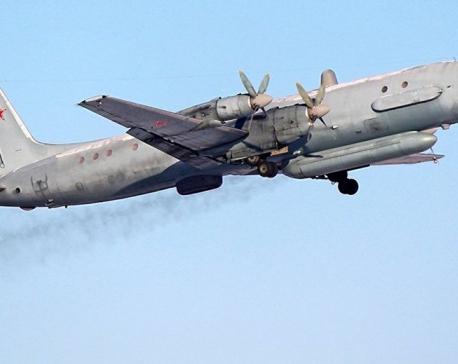 Russian investigators launch probe Into Il-20 plane crash in Mediterranean