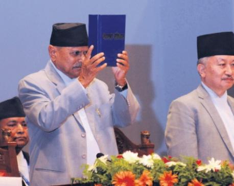 Former President Dr Yadav stresses on applied education
