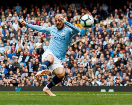 City keep in touch with leaders with win over Fulham