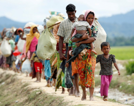 U.N. presses for new body on crimes against Myanmar Rohingya