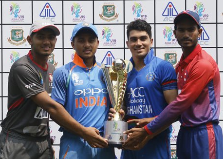 U-19 Asia Cup: India puts 305 runs on board for Nepal to chase