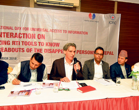 Experts, authorities, victim families discuss disappearances