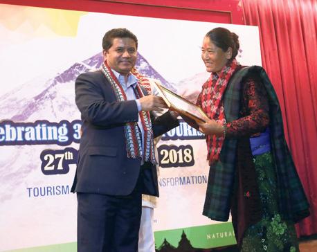 Three villages receive best village destination award