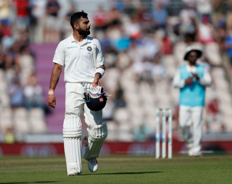 India defeated, but test cricket the winner - Kohli