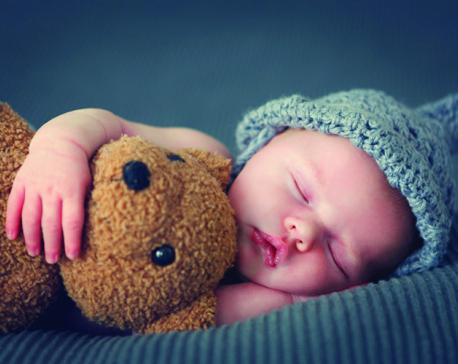 Teaching babies to sleep