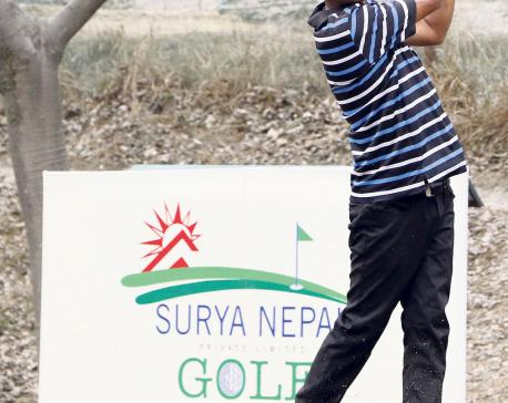 Nagarkoti aiming for fourth title of the season