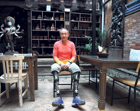 Disabled Xia to attempt Mt Everest for fifth time