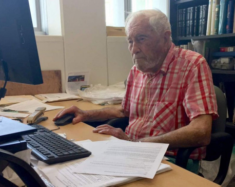 104-year-old Australian scientist travels to Switzerland to end his life