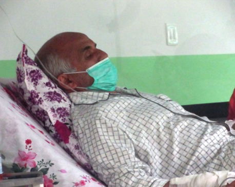 Dr KC diagnosed with hypocalcemia