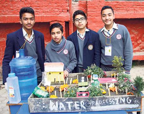 Education Expo at Kanjirowa School