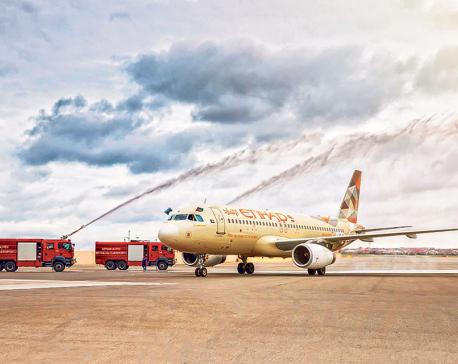 Etihad Airways starts operating flights to Baku