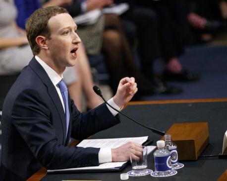 Hardly 'friends': Zuckerberg fends off senators on privacy