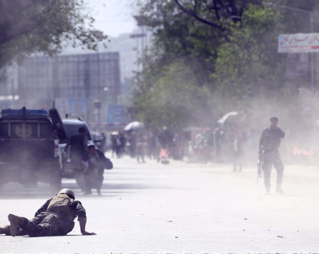 Double Kabul suicide bombing kills 25, including journos (update)